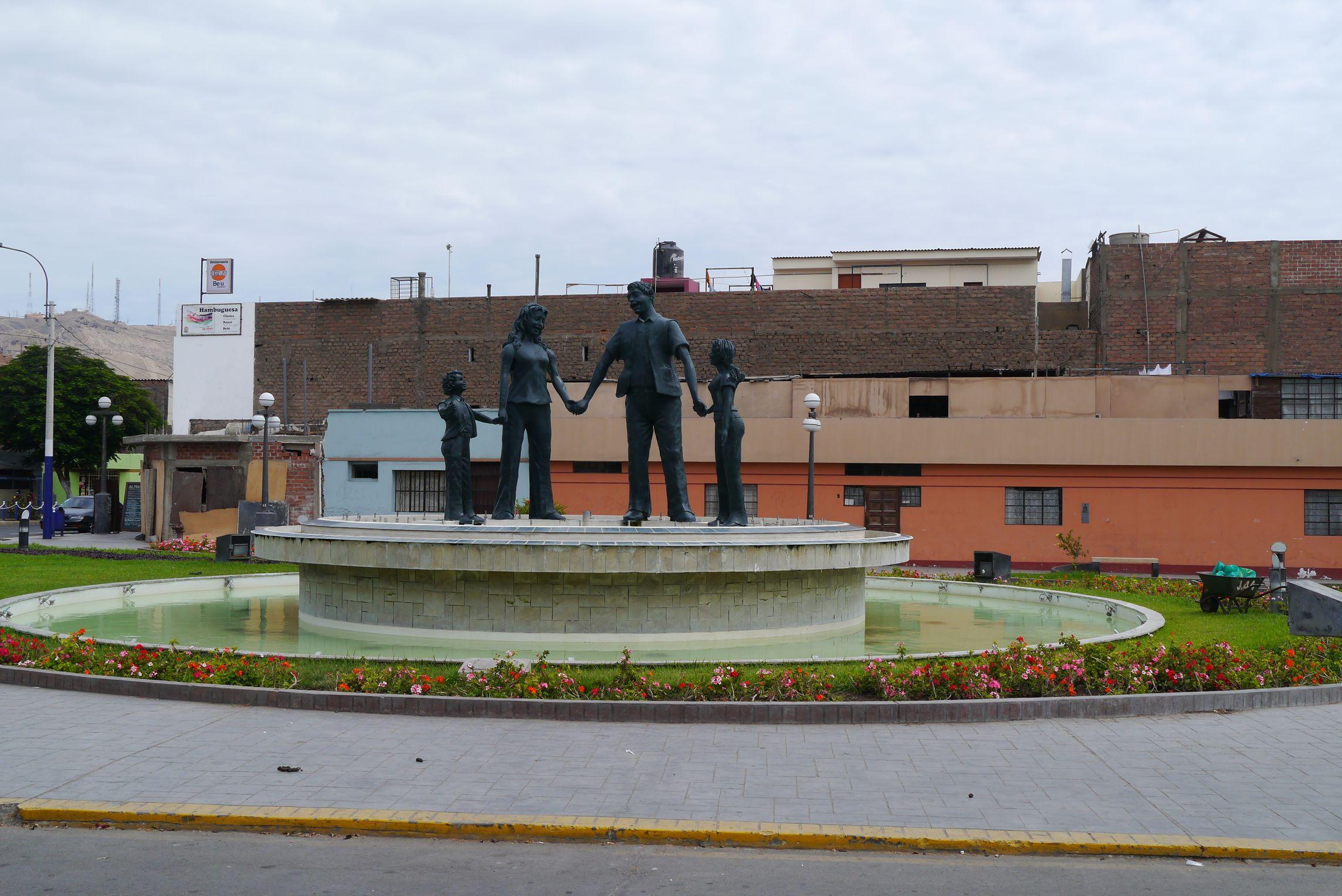 Código postal de Chorrillos Lima.