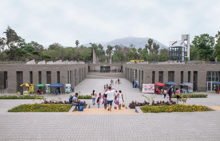 Código postal de Los Olivos Lima