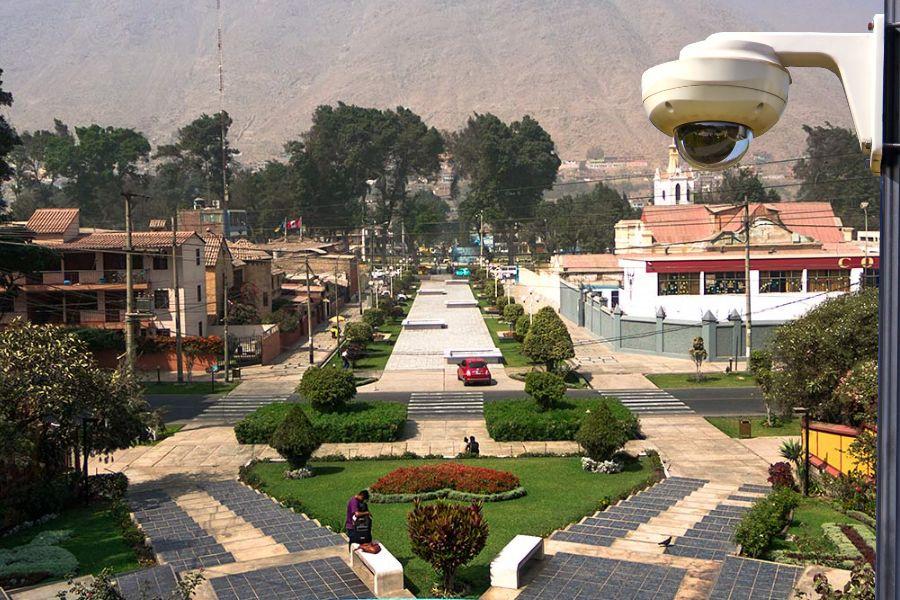 Código postal de Lurigancho - Chósica Lima