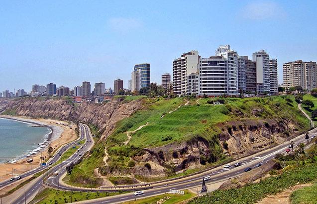 Código postal de Magdalena del Mar Lima