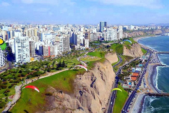 Código postal de Miraflores Lima