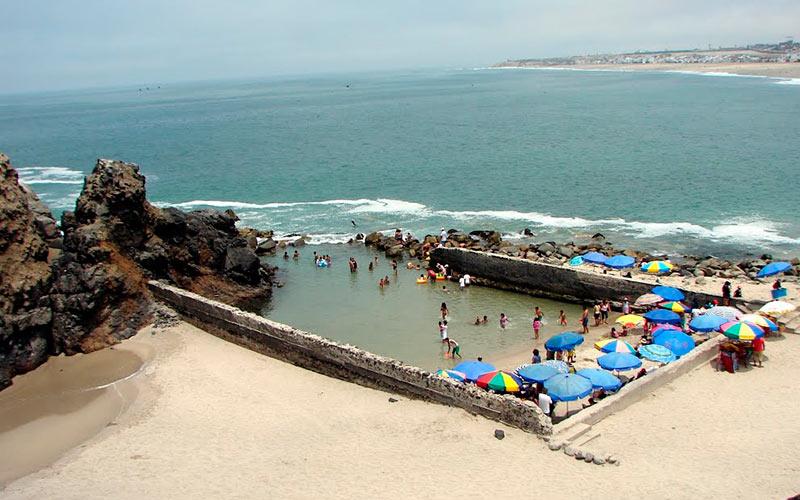 Código postal de Punta Negra Lima