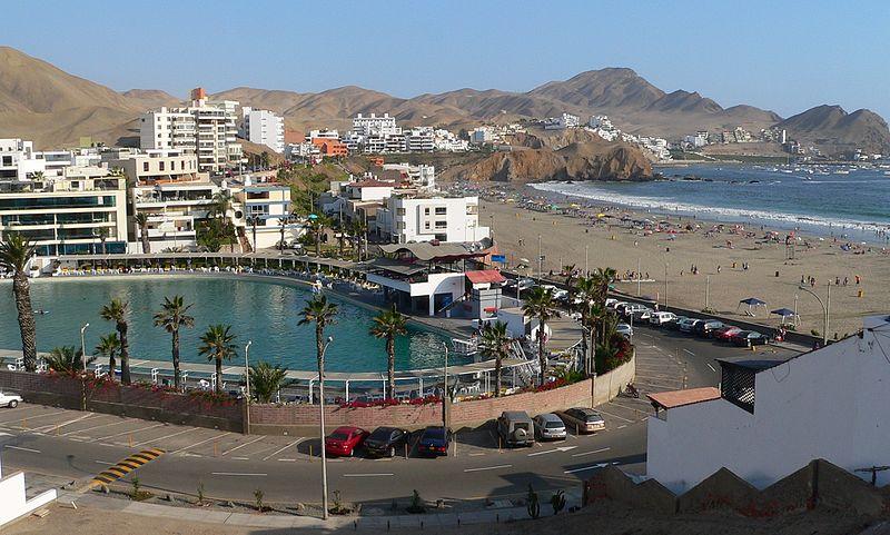 Código postal de Santa María Del Mar Lima