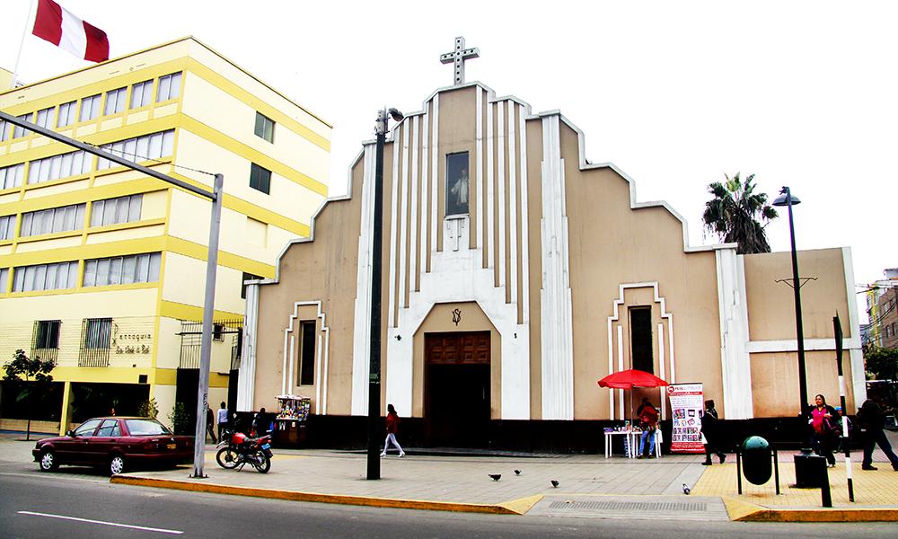 Código postal de Surquillo Lima